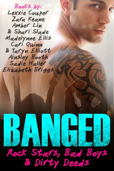 Book Cover: Banged