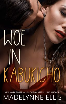 Book Cover: Woe in Kabukicho