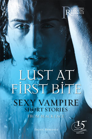 Book Cover: Lust at First Bite